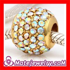 european Swarovski AB Crystal Beads