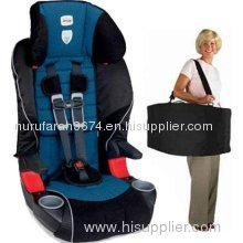 Britax E9LC21X Frontier 85 Combination Harness 2 Booster Seat In Maui Blue With A