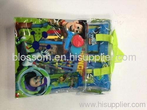 children school jumbo stationery set cheap stationery sets