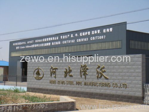 ASTM A106/A53 GR.B low cold draw carbon steel pipe price per ton