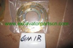 GM18 TM18 Travel Motor Parts Valve Plate