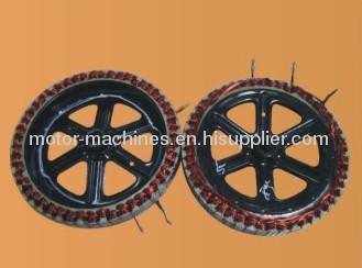 Wheel Motor Winding Machine