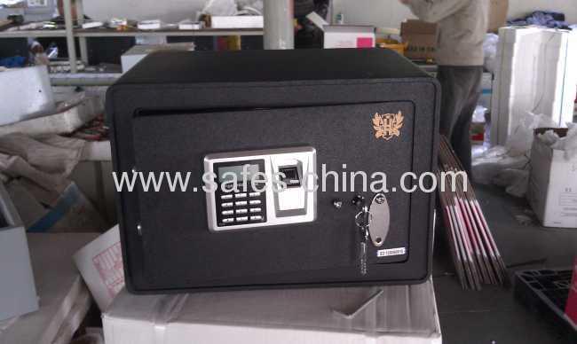 Mini biometric safe