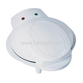 Electric mini donut waffle maker