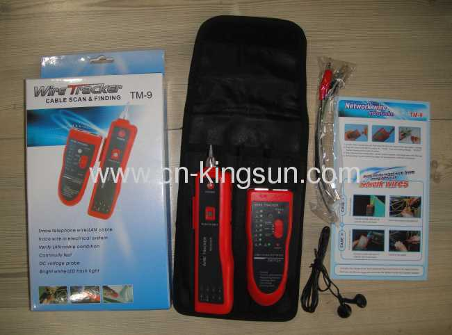 Network Cable Tester Net Probe&Tone