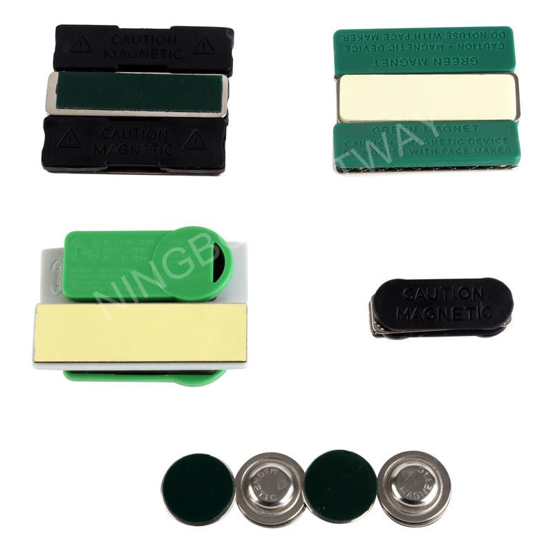 Magnetic Name Badge Fastener