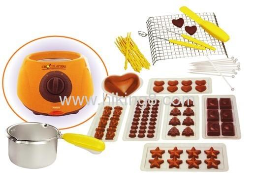 hot chocolate melting pot 25w