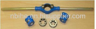 Threading Die Set 20mm,25mm for pipe bender conduit bending pipe tool
