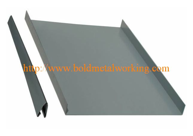 Sheet Metal Roof Panels Fabrication