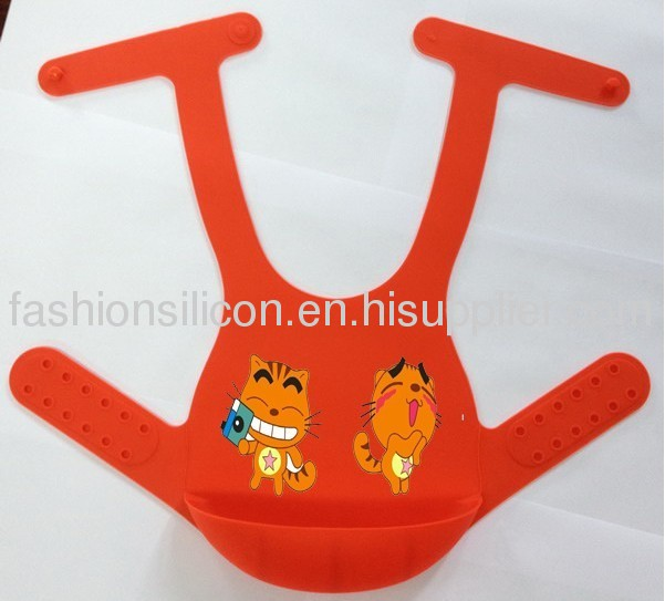 New Style Silicone Bib for Baby Bib Wholesale