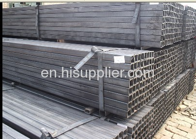 ASTM seamless square steel pipe