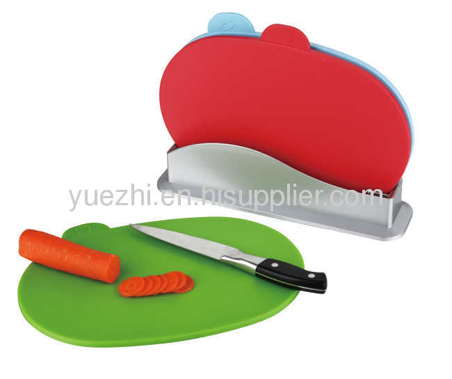 3pcs index chopping board