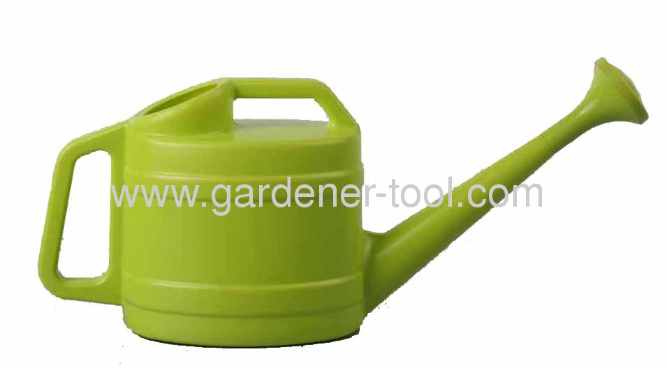 3000ML Plastic Watering Can WIth Two Handle and Show Nozzle