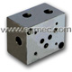 Rexroth Side or Bottom Ported Hydraulic Valve Manifold