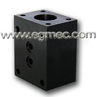 NG10 G1/2 Rexroth DBDS Valve Subplate Mounting Block