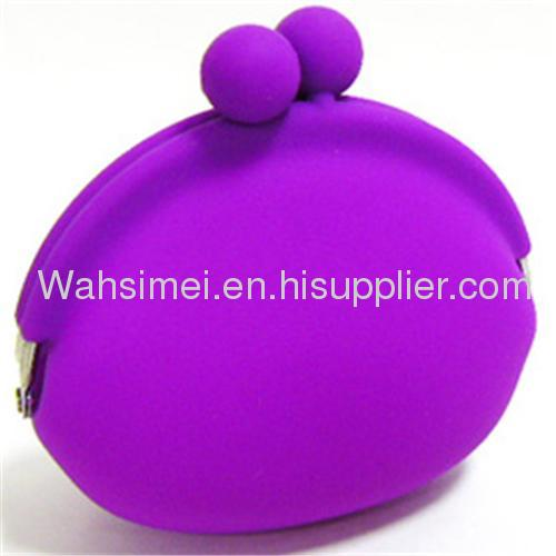 2013 Hot selling fashion newest silicone wallets