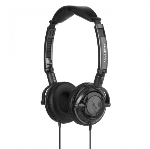 Skullcandy lowrider black headphone