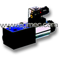 Cetop3 Rexroth 4WE6C, 4WE6D, 4WE6A, 4WE6B, 4WE6Y Directional Control Hydraulic Valve Single Solenoid