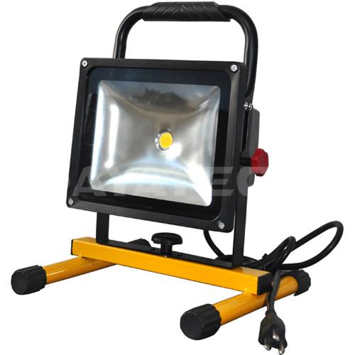 CREE COB LED Portable 30W Outdoor Work Flood Light