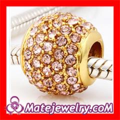 Swarovski Crystal Beads For european Bracelets