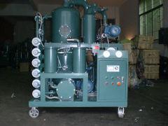 Transformer Oil Filter Oil Reclaiming Waste Oil Management Machine