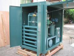 2-Stage Vacuum Transformer Oil Treatment Oil Restituting Oil Recovering Unit