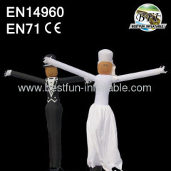 Bride Inflatable Air Dancer