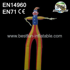 Inflatable Air Dancer Clown Dancer