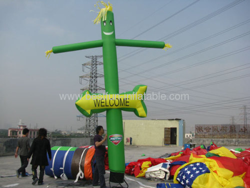 Green Inflatable Sky Air Dancer