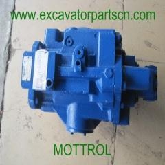 E70B Hydraulic Pump A10VD43 EX60-1/2 SK60-1/2 SH60 SH75