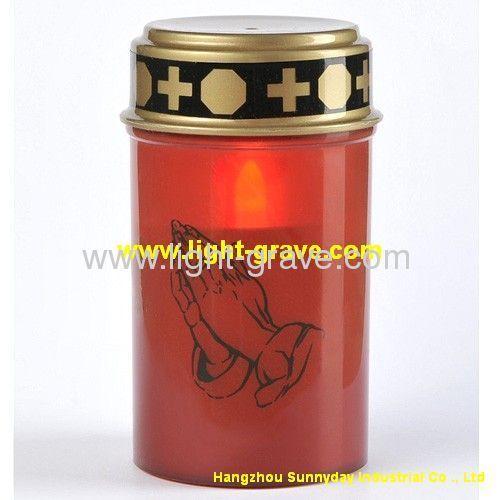 Memorial Light,Memorial Candle,christian light