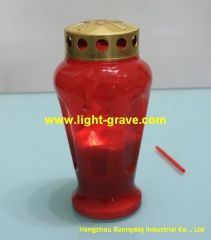 memorial goods, memorial supplies, memorial items, church lights