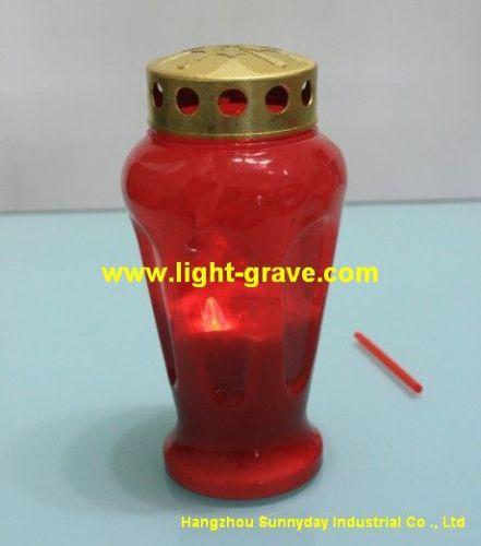memorial goods, memorial supplies, memorial items, church lights