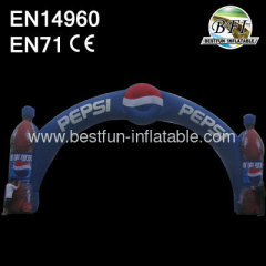 Advertising Inflatable Pepsi Arch