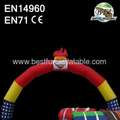 2014 Customized Inflatable Arch