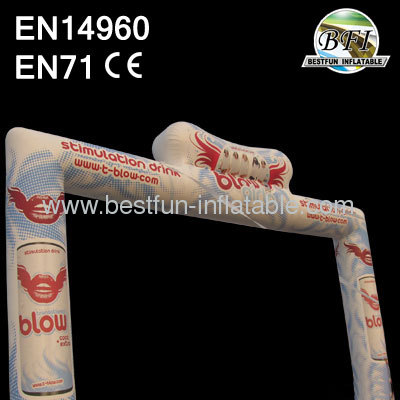 Advertising Inflatable Entrance Arch / Door