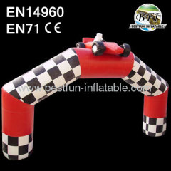 Car Arches Inflatable Product