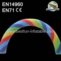 Inflatable Colorful Arch / Archways