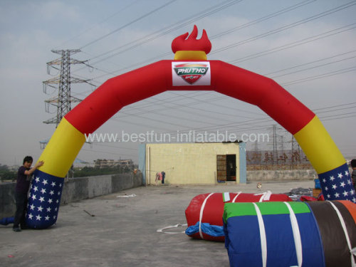 2013 Customized Inflatable Arch