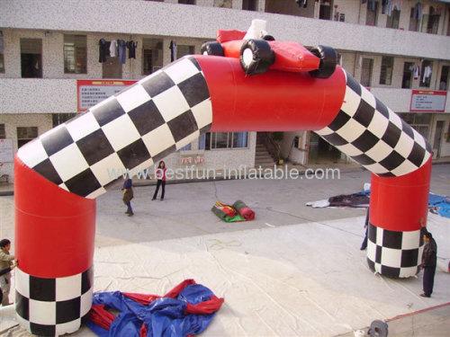 Inflatable Car Arch / Door