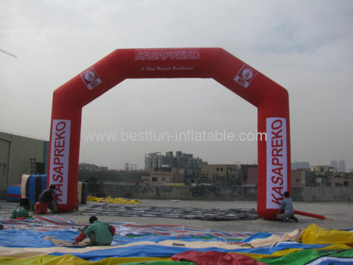 Inflatable Racing Finish Arch