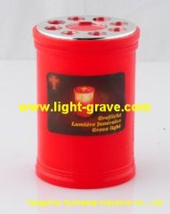 Religious candle,christian light,Funeral Supplies,cemetery supplies