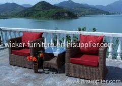 Patio rattan furniture leisure chairs