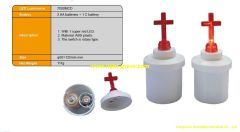 Cemetery candle holder,christian products,Cemetery Decorations