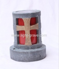 Solar Grave candles,Solar Religious candle,Solar Funeral Supplies