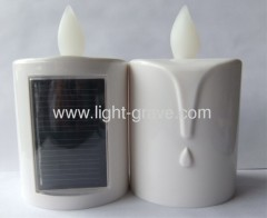 Solar christian light,Solar Grave candles,Solar Religious candle,Solar Funeral Supplies