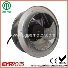 EC Centrifugal Fan for High efficiency Dynamic pass box CE