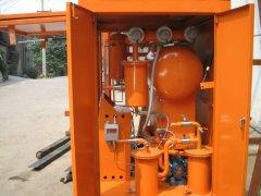 Vacuum Transformer Oil Renewable Oil Restituting Oil Recovering Machine