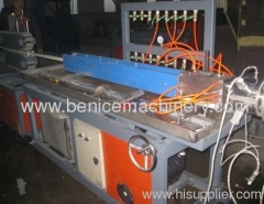 PVC Profile products Extrusion Line