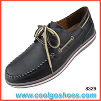 supplier 2013 the best selling leather mens casual shoe
